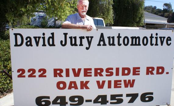 David Jury Automotive